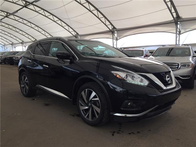 2016 Nissan Murano Platinum (Stk: 178144) in AIRDRIE - Image 1 of 28