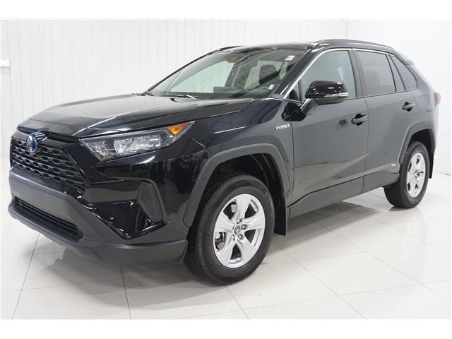 2019 Toyota RAV4 Hybrid LE (Stk: P5512) in Sault Ste. Marie - Image 2 of 24