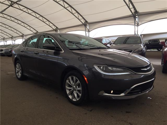 2015 Chrysler 200 C (Stk: 178077) in AIRDRIE - Image 1 of 25