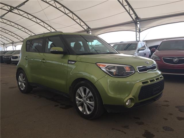2015 Kia Soul EX+ (Stk: 178372) in AIRDRIE - Image 1 of 18