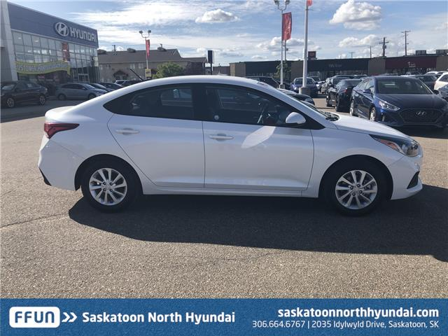 2019 Hyundai Accent Preferred (Stk: B7401) in Saskatoon - Image 6 of 28