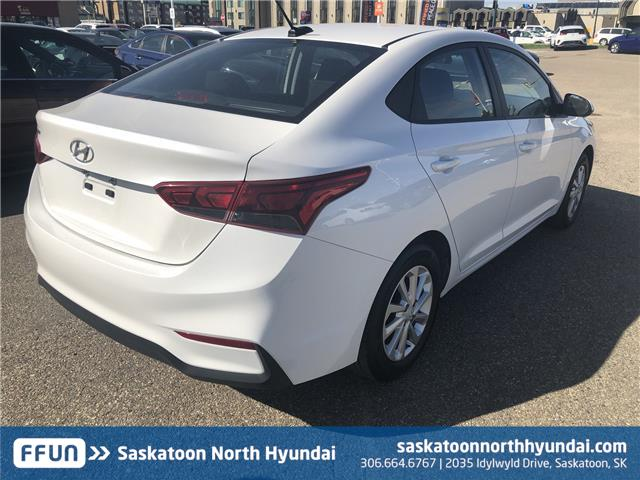 2019 Hyundai Accent Preferred (Stk: B7401) in Saskatoon - Image 7 of 28