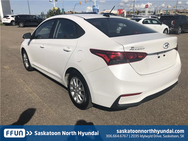 2019 Hyundai Accent Preferred (Stk: B7401) in Saskatoon - Image 4 of 28
