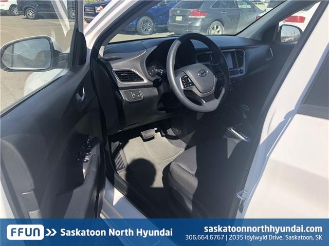 2019 Hyundai Accent Preferred (Stk: B7401) in Saskatoon - Image 9 of 28
