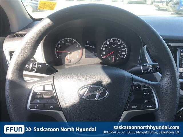 2019 Hyundai Accent Preferred (Stk: B7401) in Saskatoon - Image 14 of 28