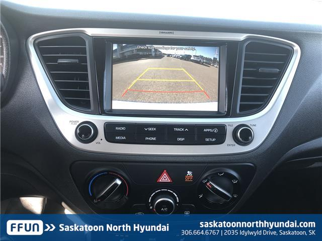 2019 Hyundai Accent Preferred (Stk: B7401) in Saskatoon - Image 16 of 28