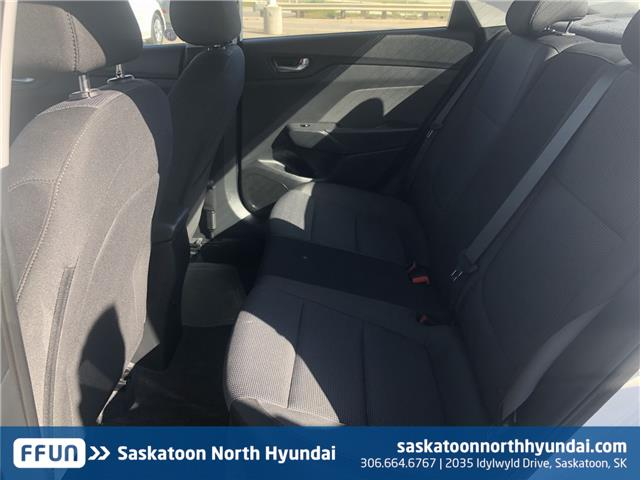 2019 Hyundai Accent Preferred (Stk: B7401) in Saskatoon - Image 20 of 28