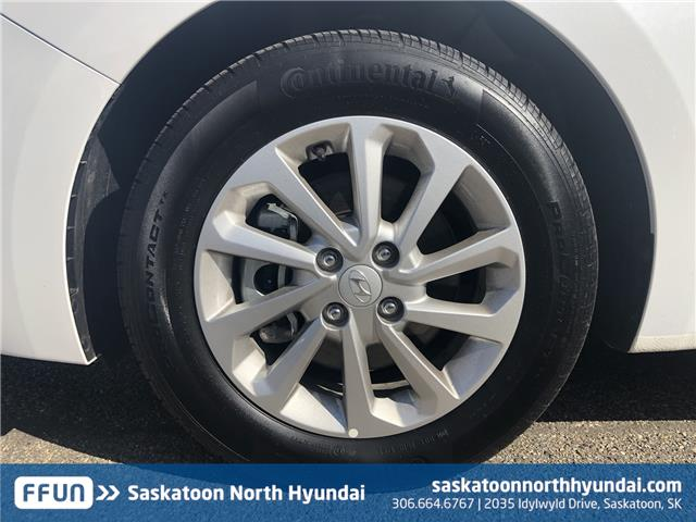 2019 Hyundai Accent Preferred (Stk: B7401) in Saskatoon - Image 27 of 28