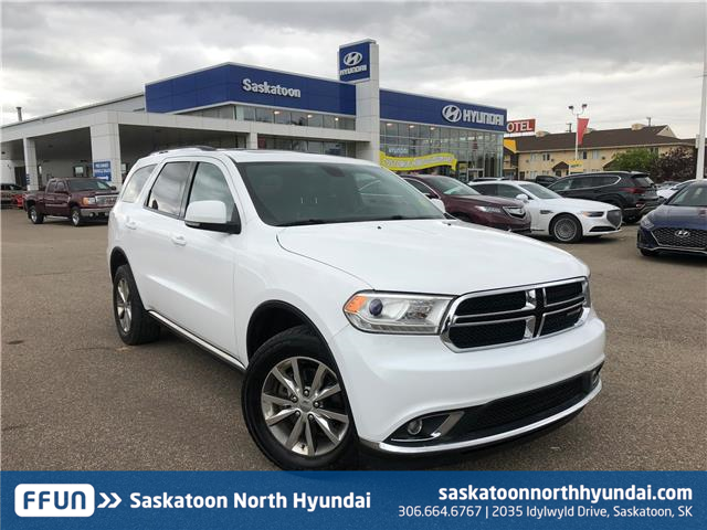 2014 Dodge Durango Limited (Stk: 40079A) in Saskatoon - Image 1 of 17