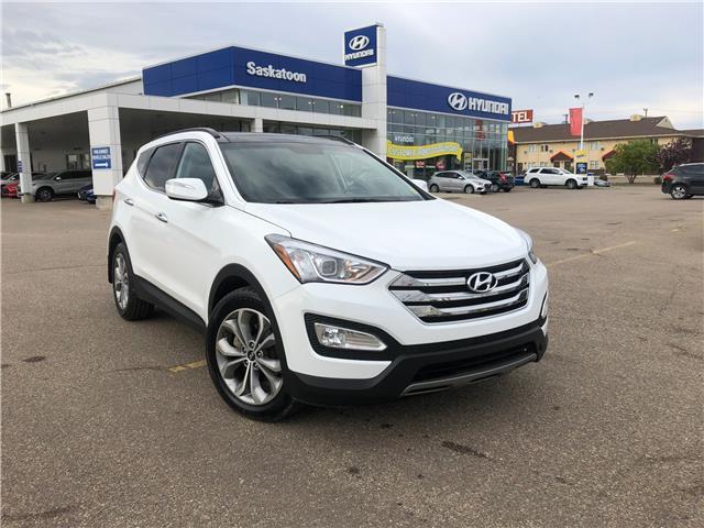 2016 Hyundai Santa Fe Sport 2.0T Limited (Stk: B7312B) in Saskatoon - Image 1 of 27