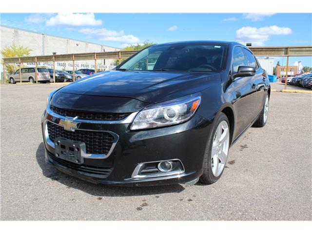 2015 Chevrolet Malibu 2LZ (Stk: CBK2826) in Regina - Image 1 of 19