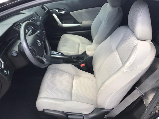 2014 Honda Civic LX (Stk: U1551) in Hamilton - Image 4 of 22
