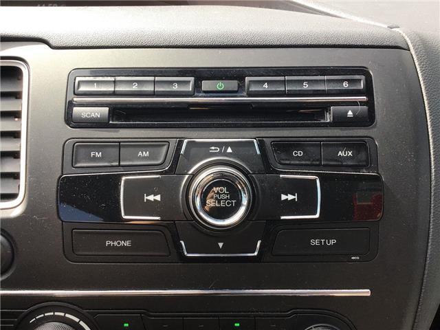 2014 Honda Civic LX (Stk: U1551) in Hamilton - Image 7 of 22