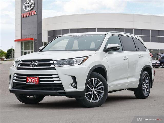 2017 Toyota Highlander XLE (Stk: A219824) in London - Image 1 of 27
