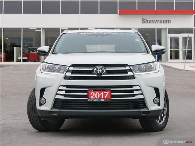 2017 Toyota Highlander XLE (Stk: A219824) in London - Image 2 of 27