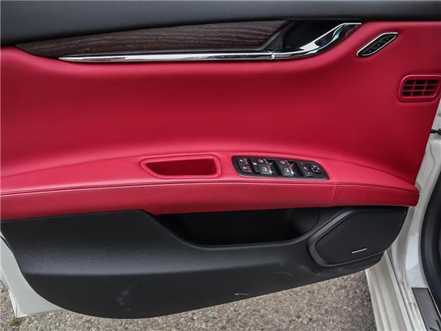 2018 Maserati Quattroporte S Q4 GranLusso (Stk: 504MA) in Oakville - Image 9 of 30