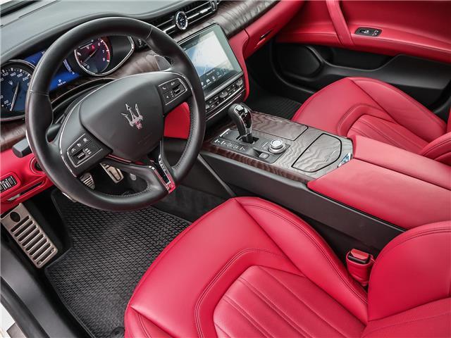 2018 Maserati Quattroporte S Q4 GranLusso (Stk: 504MA) in Oakville - Image 11 of 30