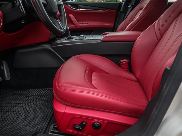 2018 Maserati Quattroporte S Q4 GranLusso (Stk: 504MA) in Oakville - Image 12 of 30