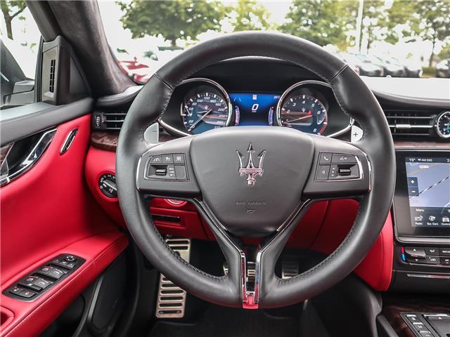 2018 Maserati Quattroporte S Q4 GranLusso (Stk: 504MA) in Oakville - Image 13 of 30