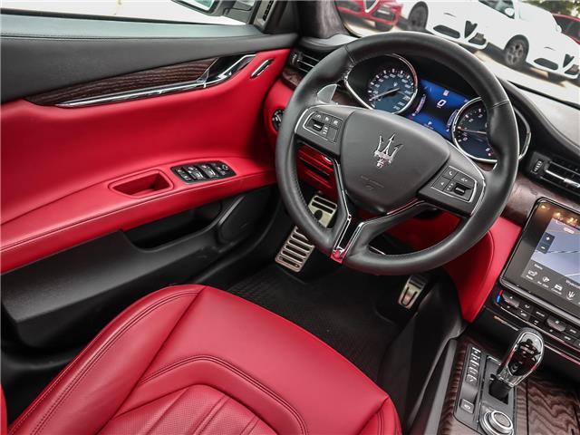 2018 Maserati Quattroporte S Q4 GranLusso (Stk: 504MA) in Oakville - Image 14 of 30