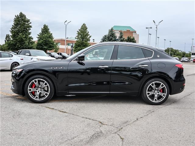 2017 Maserati Levante S (Stk: U438) in Oakville - Image 8 of 29