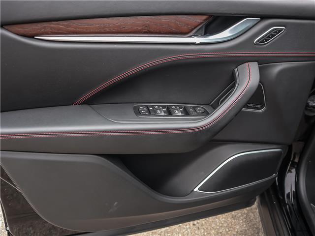 2017 Maserati Levante S (Stk: U438) in Oakville - Image 9 of 29