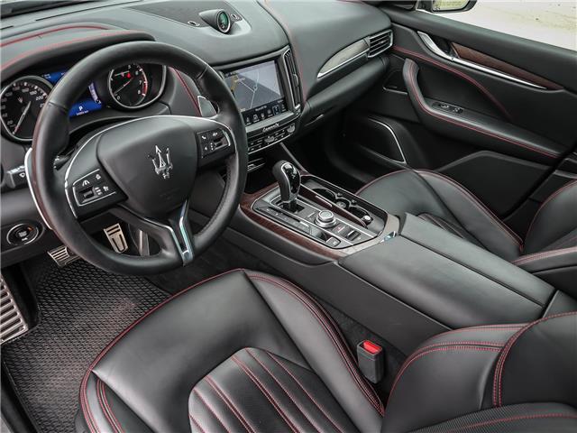 2017 Maserati Levante S (Stk: U438) in Oakville - Image 11 of 29