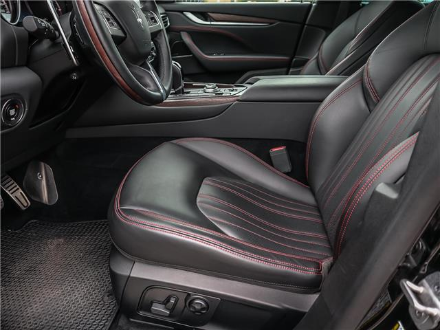 2017 Maserati Levante S (Stk: U438) in Oakville - Image 12 of 29