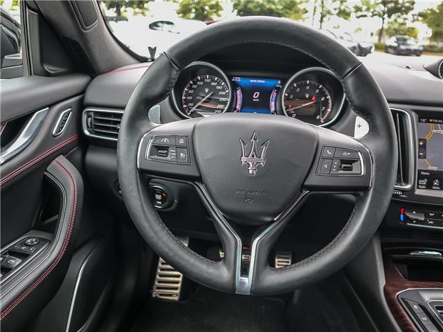 2017 Maserati Levante S (Stk: U438) in Oakville - Image 13 of 29