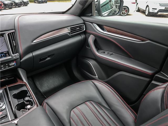 2017 Maserati Levante S (Stk: U438) in Oakville - Image 16 of 29
