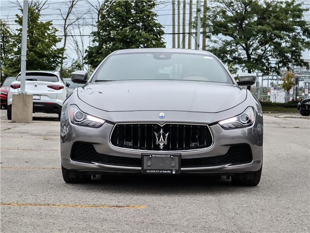 2017 Maserati Ghibli S Q4 (Stk: U440) in Oakville - Image 2 of 30