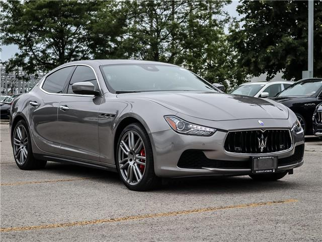 2017 Maserati Ghibli S Q4 (Stk: U440) in Oakville - Image 3 of 30