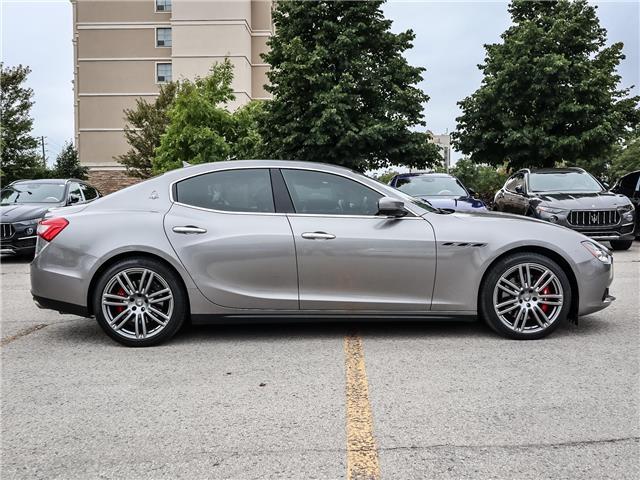 2017 Maserati Ghibli S Q4 (Stk: U440) in Oakville - Image 4 of 30