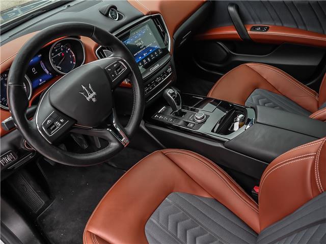 2017 Maserati Ghibli S Q4 (Stk: U440) in Oakville - Image 10 of 30