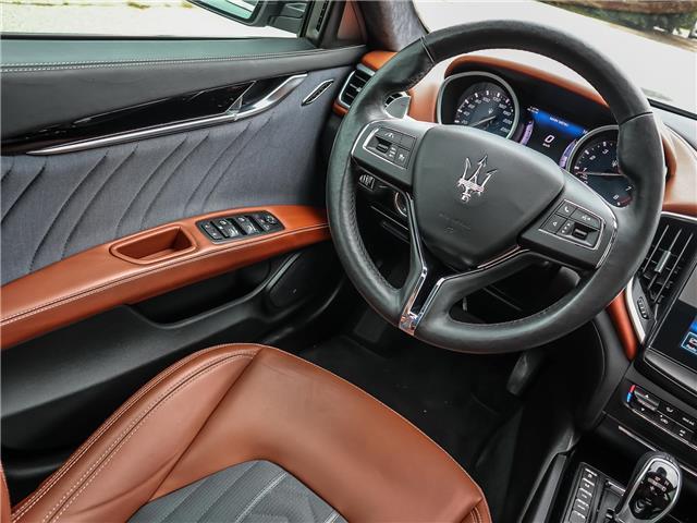 2017 Maserati Ghibli S Q4 (Stk: U440) in Oakville - Image 13 of 30