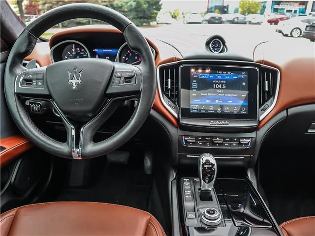 2017 Maserati Ghibli S Q4 (Stk: U440) in Oakville - Image 14 of 30