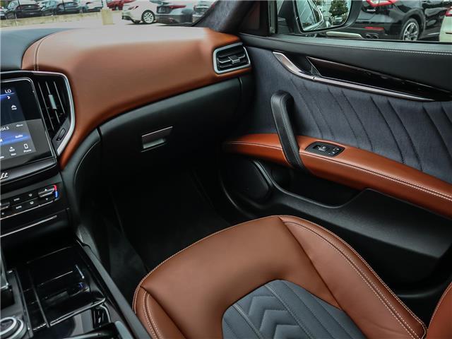 2017 Maserati Ghibli S Q4 (Stk: U440) in Oakville - Image 15 of 30