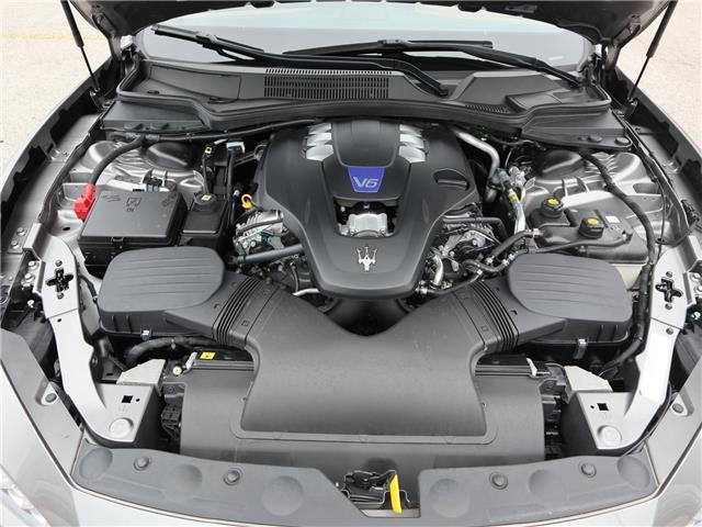 2017 Maserati Ghibli S Q4 (Stk: U440) in Oakville - Image 23 of 30