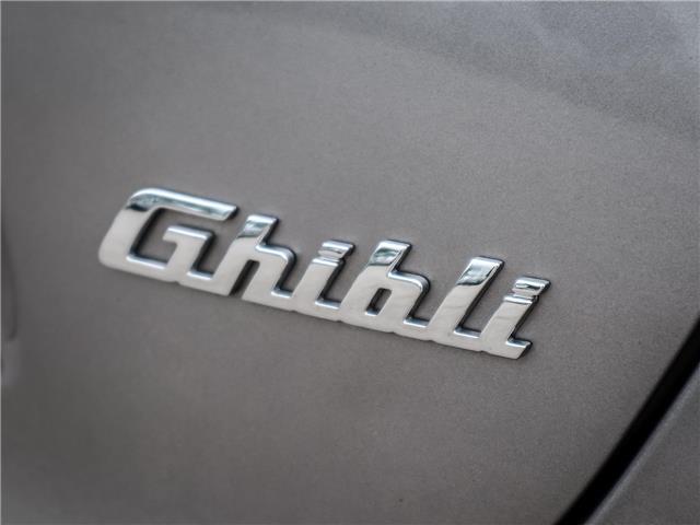 2017 Maserati Ghibli S Q4 (Stk: U440) in Oakville - Image 26 of 30