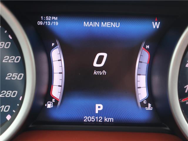2017 Maserati Ghibli S Q4 (Stk: U440) in Oakville - Image 29 of 30