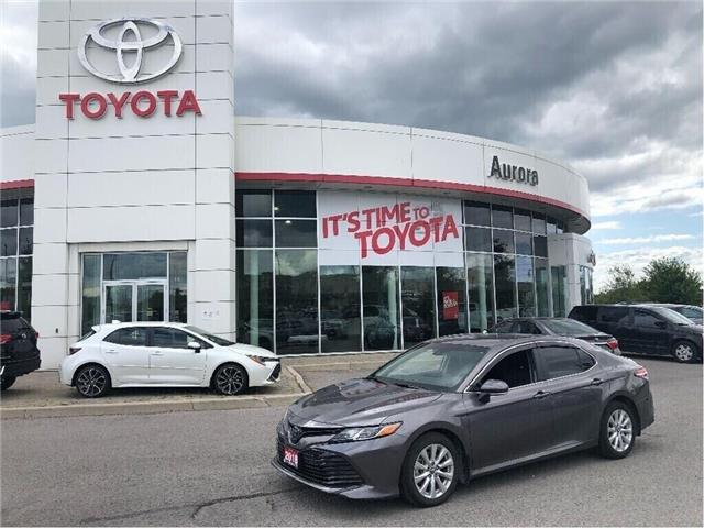 2018 Toyota Camry LE (Stk: 6576) in Aurora - Image 1 of 19
