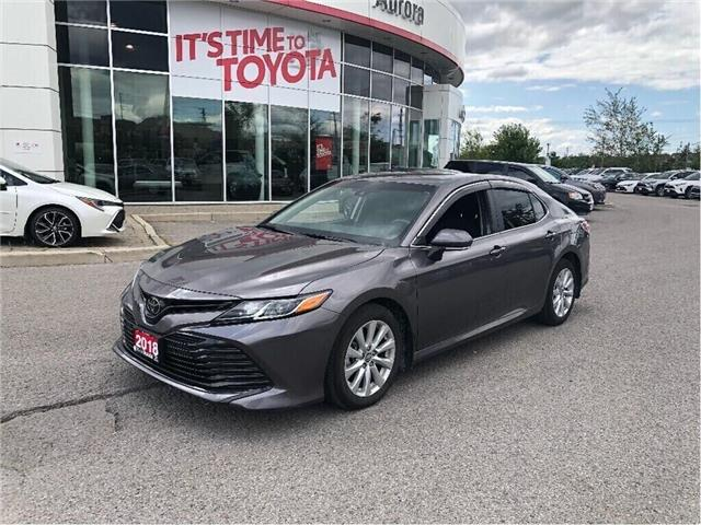 2018 Toyota Camry LE (Stk: 6576) in Aurora - Image 2 of 19