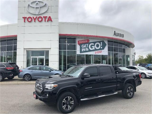 2017 Toyota Tacoma TRD Sport (Stk: 6588) in Aurora - Image 1 of 20