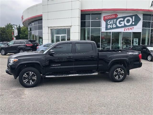 2017 Toyota Tacoma TRD Sport (Stk: 6588) in Aurora - Image 2 of 20