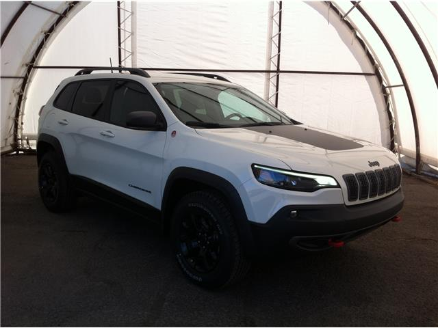 2019 Jeep Cherokee Trailhawk (Stk: 190402) in Ottawa - Image 1 of 26
