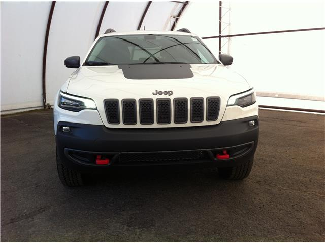 2019 Jeep Cherokee Trailhawk (Stk: 190402) in Ottawa - Image 2 of 26