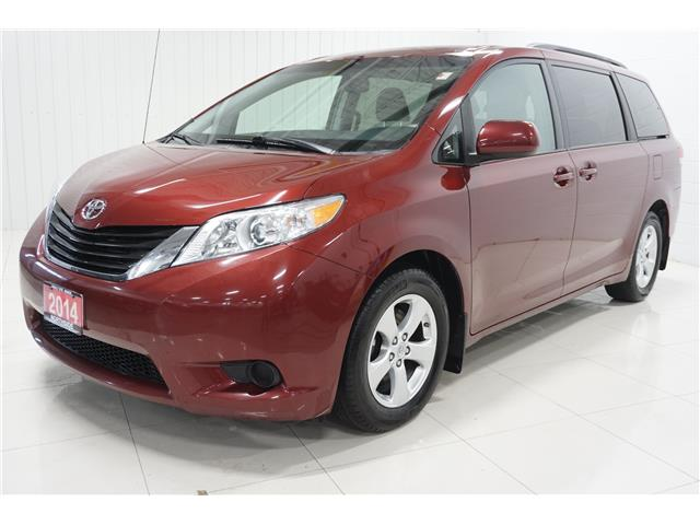 2014 Toyota Sienna LE 8 Passenger (Stk: A20079B) in Sault Ste. Marie - Image 1 of 19