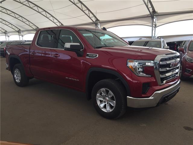 2020 GMC Sierra 1500 SLE 1GTU9BED1LZ126138 178429 in AIRDRIE