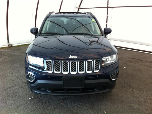 2016 Jeep Compass Sport/North (Stk: D8469B) in Ottawa - Image 2 of 24
