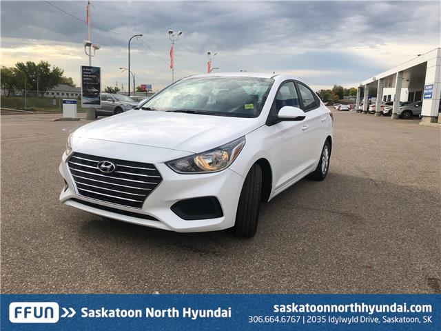 2019 Hyundai Accent Preferred (Stk: B7401) in Saskatoon - Image 3 of 28